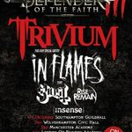 Trivium, In Flames si Ghost pornesc in turneu