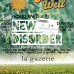 Party Summer Well cu New Disorder in La Gazette Cluj