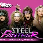 Filmari si interivu cu Steel Panther in Chicago