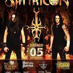 Satyricon anunta un nou turneu
