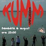 Concert acustic Kumm in Vama Veche