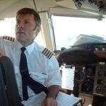 In avion cu Bruce Dickinson (video)