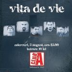 Concert Vita de Vie in Club A
