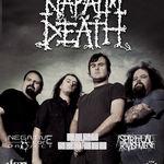 Trupele de deschidere pentru concertul Napalm Death la Bucuresti