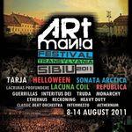 Truda canta dupa terminarea festivalului ArtMania 2011