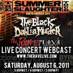 Turnul Summer Slaughter va fi transmis online