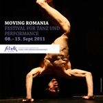 Moving Romania: festival de dans contemporan la Bucuresti