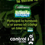 Premii la Official pre-party Tuborg Green Fest Peninsula