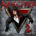 Asculta fragmente din noile piese Alice Cooper