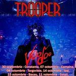 Trooper anunta noi date pentru turneul Voodoo