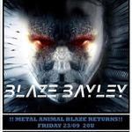 Blaze Bayley filmeaza un DVD in Belgia