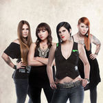 Kittie au lansat un nou videoclip: We Are The Lamb