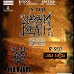 Rock N Iasi Festival: Napalm Death, Bucovina, Altar si Luna Amara