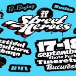Concert Les Elephants Bizarres si Blue Niple Boy la Street Heroes 2011