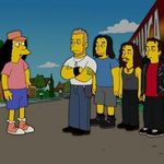Metallica au aparut in The Simpsons (VIDEO)