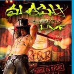 Slash lanseaza primul sau DVD solo