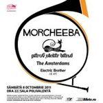 Concert Morcheeba si Parov Stelar la Sala Palatului Bucuresti