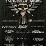 Primele nume confirmate pentru Forces Of Metal 2012