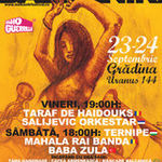 Castiga 10 invitatii la festivalul Balkanik!