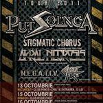 Put Solnca si Stigmatic Chorus sustin trei concerte in Romania