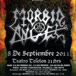 Fanii Morbid Angel sunt prea 'extremi' pentru securitatea din Chile (video)