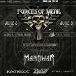 Manowar, headlineri la Forces of Metal Festival 2012