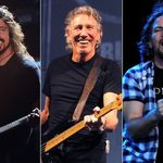 Foo Fighters vor canta alaturi de Roger Waters