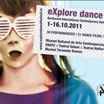 TURN-UP to eXplore dance festival WORKSHOPS!