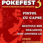 Pokefest 3 vineri seara in Club Fire