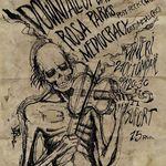 Concert Downfall Of Gaia si Mediocracy in Bucuresti