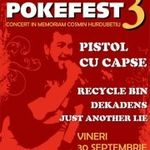 Filmari cu Recycle Bin la Pokefest 3