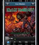 Iron Maiden au lansat o aplicatie pe iPhone
