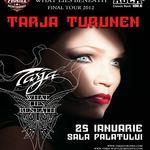 Concert Tarja Turunen in ianuarie la Bucuresti