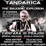 Concert Ovidiu Lipan Tandarica and The Balkanic Explosion la Sala Palatului