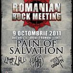 Program si informatii legate de Romanian Rock Meeting la Arenele Romane