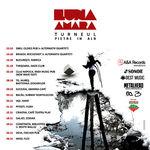Spot video pentru noul turneu Luna Amara