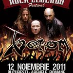 Biletele pentru concertele Sodom si Venom au fost puse in vanzare