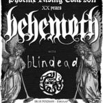 Behemoth s-au intors pe scena (video)