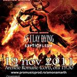 Primele filmari din turneul Amon Amarth si AILD