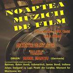 'Noaptea muzicii de film', la Centrul Cultural pentru UNESCO 'Nicolae Balcescu'