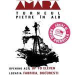 Concert de lansare a noului album Luna Amara sambata in Fabrica