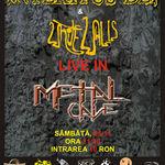 Interitus Dei si White Walls inaugureaza un nou club de metal in Constanta
