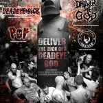 Concert Deadeye Dick si Deilver The God in Cluj-Napoca