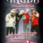 Concert Truda si First Division in Fire Club din Bucuresti