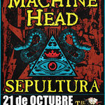 Filmari cu Machine Head in Chile