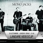 The Mono Jacks trupele din deschiderea concertului de lansare a noului single