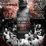 Concert Deadeye Dick si Deliver The God sambata la Brasov
