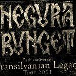 Turneu aniversar Negura Bunget in Romania