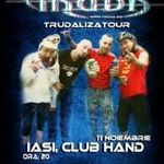 Concert Truda in Club Hand din Iasi