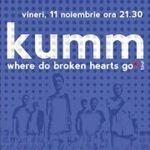 Concert Kumm in Underground Pub din Iasi